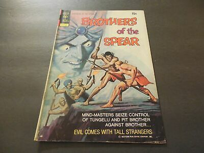 Brothers Of The Spear #4 January 1973 Bronze Age Gold Key Comics         ID:3160