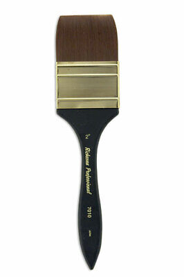 Richeson's Quiller Water Media Brush Series 7010 Flat 1""