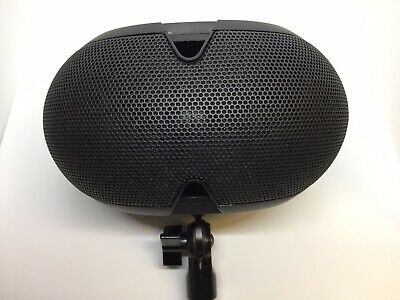 Electro-Voice EVID 3.2 Series Hotspot Monitor/Speaker w Boom/gooseneck Adapter