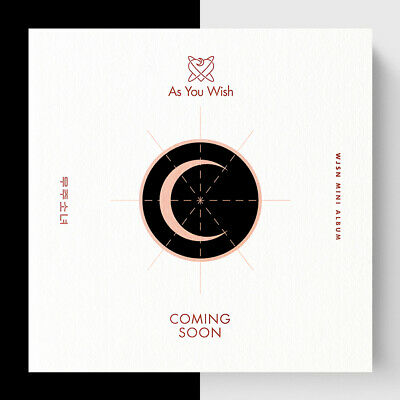 WJSN AS YOU WISH 7th Mini Album 3Ver SET+POSTER+3Book+3Card+3Mark+3PreOrder+GIFT