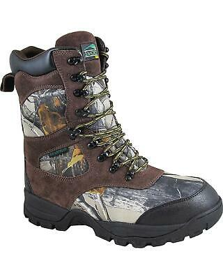 "MENS SMOKY MOUNTAIN CAMO HUNTING//FISHING NEOPRENE BOOTS 4714 /""AMPHIBIAN/"""