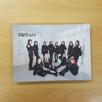 MONTHLY GIRL LOONA Repackage Album [x x] Normal A Ver CD+P.Book [NO Photocard]