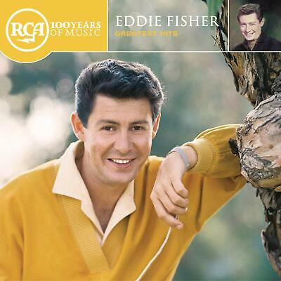CD eddie fisher greatest hits neuf sous blister 14 titres