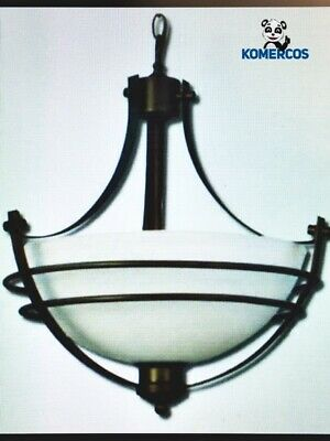 Oil Rubbed Bronze Kendal Lighting 1-Light Mini Pendant Incandescent IPF730ORB