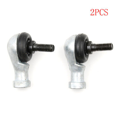 2pcs SQ6RS SQ6 RS 6mm Ball Joint Rod End Right Hand Tie Rod Ends Bearing DS+M