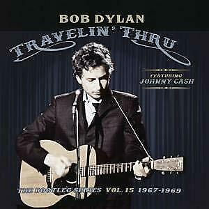 BOB DYLAN - TRAVELIN THRU 196769 BOOTLEG SERI VOL15 [CD] Sent Sameday*
