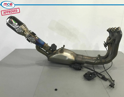 2018 Bmw S1000 Rr Austin Racing Exhaust With Headers