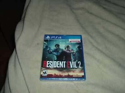 Resident Evil 2 Standard Edition Sony PlayStation 4, 2019 PS4 BRAND NEW SEALED
