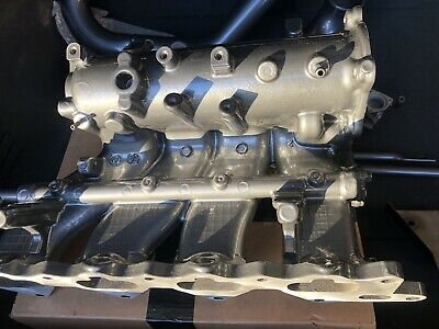 Powdercoated Mitsubishi evo 7,8,9 inlet and throttle body