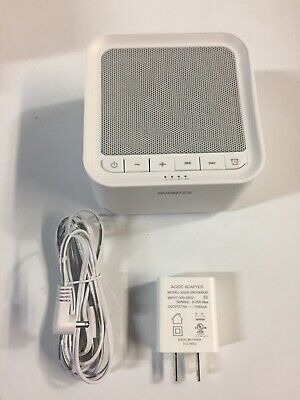 Avantek White Noise Sound Machine 20 Non-Looping Soothing Sounds WN-1B