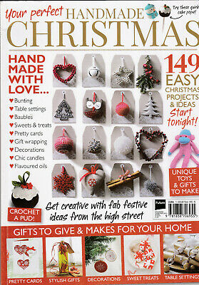 YOUR PERFECT HANDMADE CHRISTMAS Magazine - Easy Christmas Projects (2013)