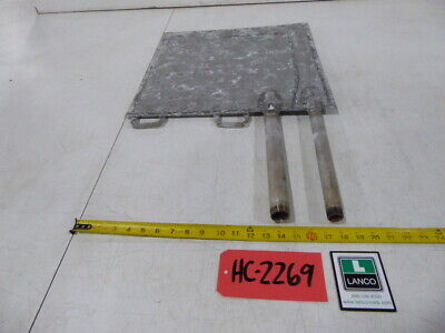 """Stainless Steel 12""""Lx20""""Wx20""""H Plate Heating Coil HC2269 (HC2269)"""