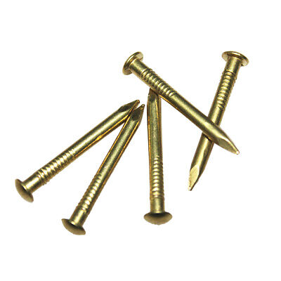 Copper Nail Brass Plated Copper Furniture Decorative Length 68 10 12 16 20mm