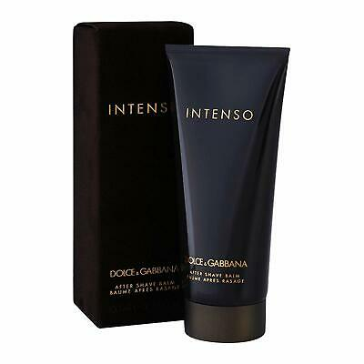 Dolce & Gabbana Pour Homme Intenso Aftershave Balm 100ml Sealed