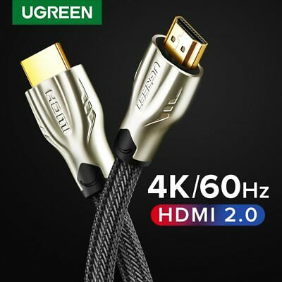 Ugreen HDMI Cable 4K 60Hz HDMI to HDMI 2.0 Cable 3D Video Cord For PS4 TV Box