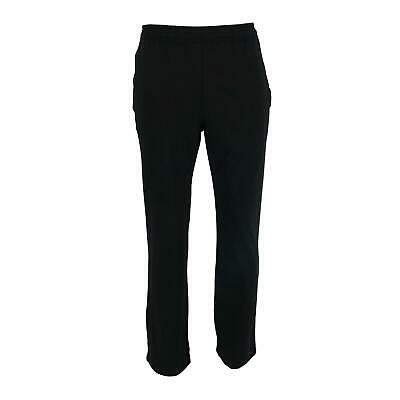 New Hanes Men's Big and Tall Cotton Jersey Knit Solid Lounge Pants
