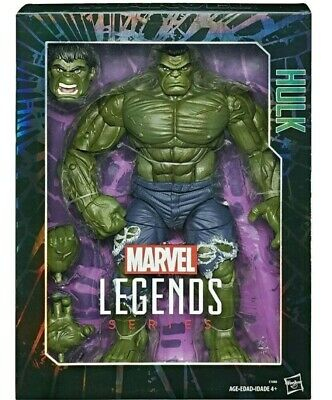 """Hulk Marvel Legends 12"""" 14.5"""" Inch Action Figure New Sealed Fast Free Shipping"""