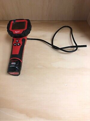 Milwaukee 2313-20 M12 Cordless M-Spector 360 Digital Inspection Scope Kit