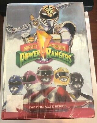 Mighty Morphin Power Rangers: The Complete Series NEW Shout Factory Box Set
