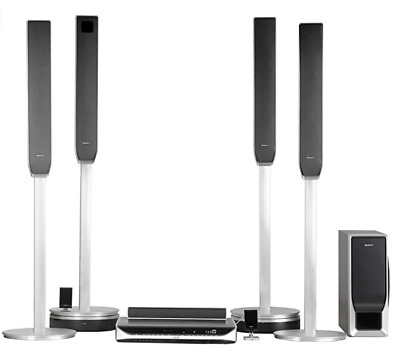 SONY 5.1 Channel 5 Disc DVD/CD Home Theater System DAV-FX900W