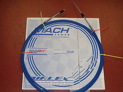 CONTROL CABLE FIT YAMAHA SUZUKI HONDA AND INBOARD ENGINES 26FT C8X26 UNIVERSAL