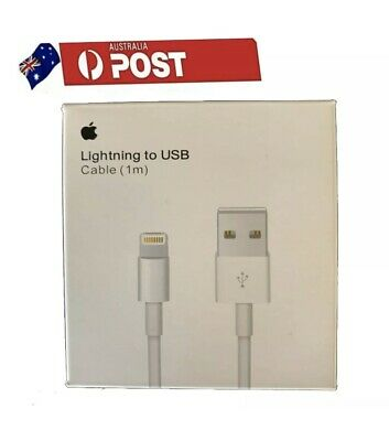 Apple Original Genuine Lightning Charging Cable For iPhone 5 6 7 8 X 11