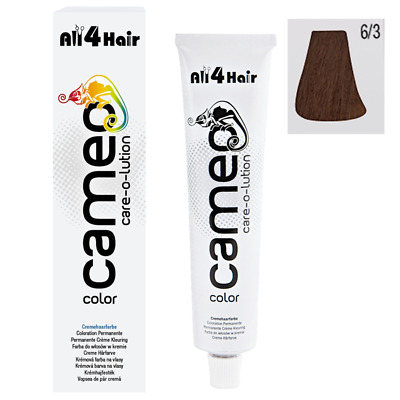 Cameo Color - Haarfarbe 6/3 dunkelblond gold