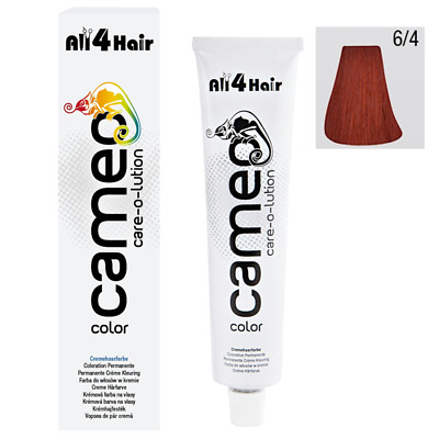 Cameo Color - Haarfarbe 6/4 dunkelblond rot