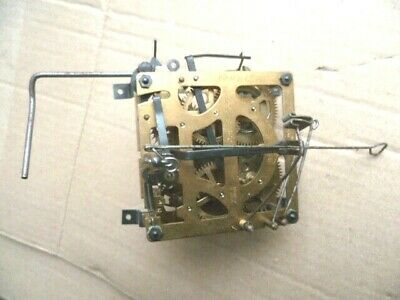 Movement Clock Large Cuckoo Regula Eduard Herr Sohne Tribert with Gong An. 50