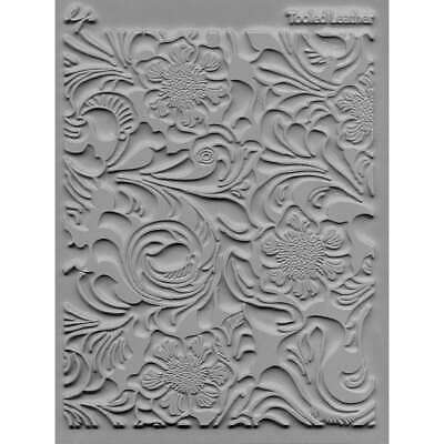 Lisa Pavelka Texture Stamp Sheet Signature Series Victorian Lace Style 527093
