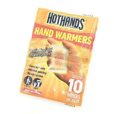 Hot Hands - Hand Warmers - 2 Pack
