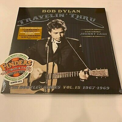 Bob Dylan- Travelin' Thru The Bootleg Series Vol. 15 1967-69 3LP Set