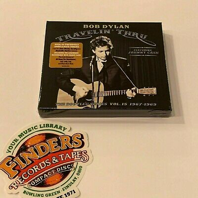 Bob Dylan- Travelin' Thru The Bootleg Series Vol. 15 1967-69 3CD Set