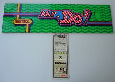 Mr Buy any 3 stickers, GET ONE FREE! Do  arcade marquee sticker 2.25 x 9.