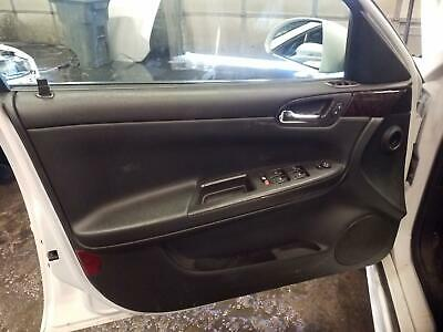 2006-14 Chevy Impala//Limited Rear Left Door Side Trim Panel New Black 15865367