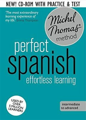 Perfect Spanish Intermediate Course: Learn Spanish With The Michel Thomas  MINT