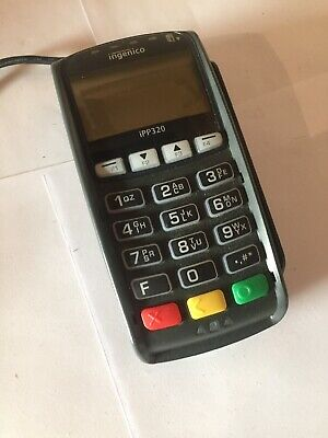 Ingenico IPP320 Credit Card Reader Machine IPP320-01T1358A