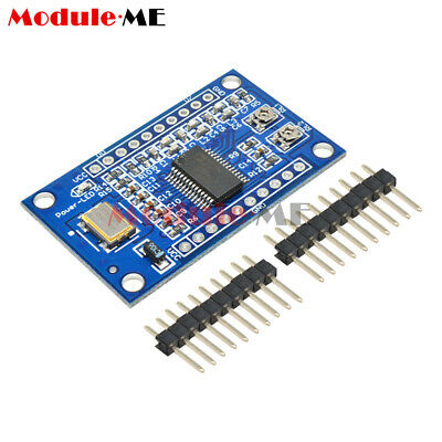AD9850 125MHz DDS Signal Generator Module 2-Sine 2-Square 0-40MHz Wave Output