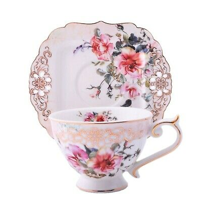 Rare Vintage Cups And Plates Set - Tea Cup Set - Ideal Gift Set