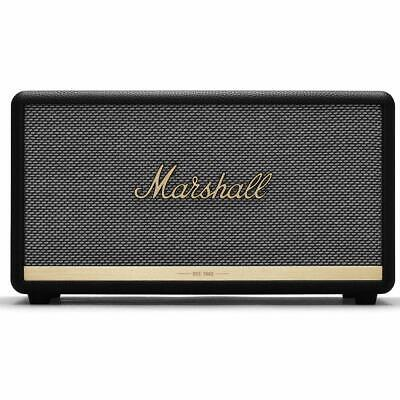 Marshall  Stanmore II Wireless Bluetooth Speaker, Black - Excellant
