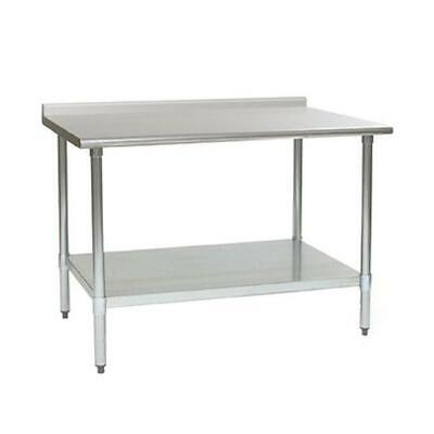 Eagle Group BlendPort BudgetSeries 72x24 16 Gauge Stainless Worktable