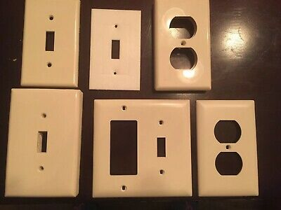Switch And Plug Covers Cream Color Leviton Pass And Seymour