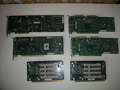 Stock Lot 4 Tabs SCSI +2 Expansions