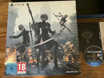 Nier Automata Black Box Collectors Edition PLAYSTATION 4 Ps 4