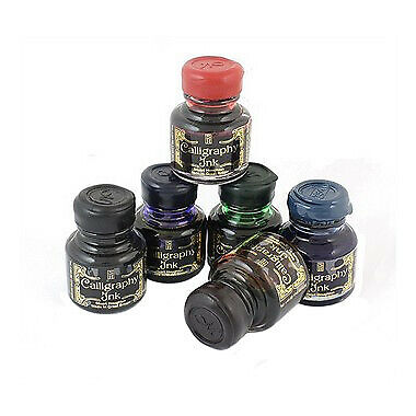 Manuscript Art of Writing Calligraphy Ink Gift Set