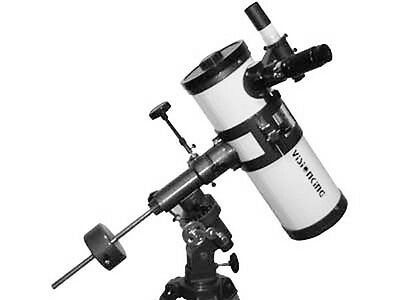 Visionking 114  mm EQ Equatorial Mount Space Astronomical Telescope Deep