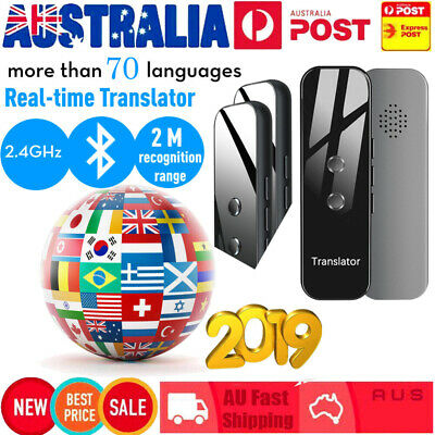 2019 Voice Translator 70 Language Translaty MUAMA Enence Smart Instant Real Time