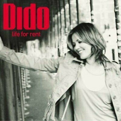CD dido life for rent neuf sous blister 11 titres