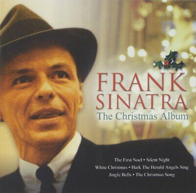 CD frank sinatra the christmas album neuf sous blister 14 titres