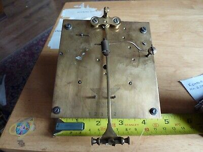 Kienzle Double Weight Vienna Clock movement